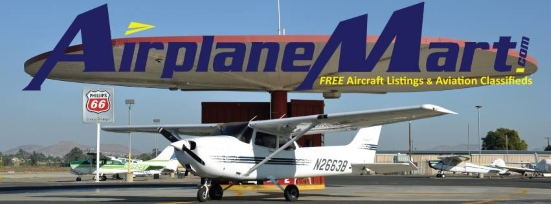 Airplane Mart - FREE Aviation Classifieds since 2004